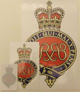 Stickers - Royal Cypher (Small - 100mm x 63mm)